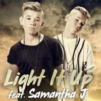 Marcus & Martinus feat. Samantha J. - Light It Up